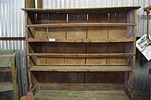 Country French Plate Shelf