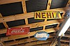 3 Piece Advertising Lot-Nehi, Pepsi Cola,Coca-Cola