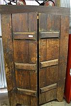2 Door Primitive Cupboard