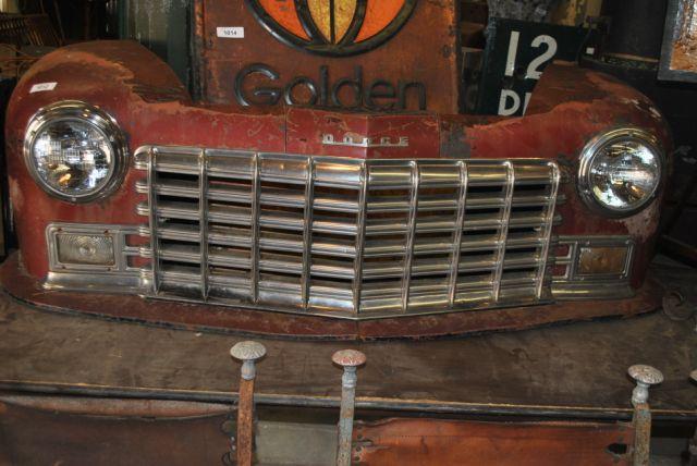 Dodge Car Front