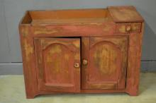 Pa. Painted Dry Sink