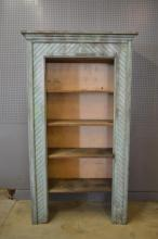 Pa. Painted Cupboard
