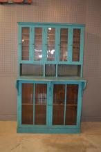 Painted Store Cabinet