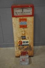 Bear Tire Safety Machine
