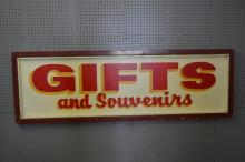 Wooden Gifts & Souvenir Sign