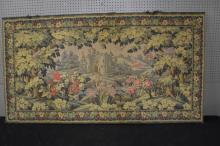 Mounted Tapestry
