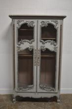 Painted French Cupboard 85
