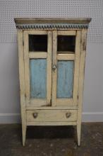 Early Folky Cupboard from Alabama 61