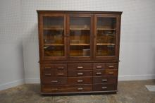 2-Piece Store Display Cupboard 78