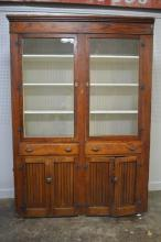 Large Pine Mid-Western Cupboard 107 1/2