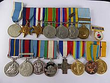 Three Groups of Medals to 2118356 formerly 1068335