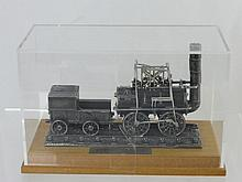 A Bachmann Pewter 00 Gauge Static Model of the 182