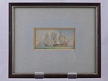 Bevan, Irwin John David, (British) 1852-1940, thre