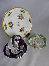 A Collection of Miscellaneous Porcelain, including