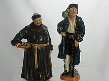 A Royal Doulton Figure entitled Long John Silver