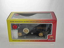 Two 1:18th Scale Classic Car Model 1931 Ford Mode