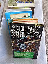 A Miscellaneous Collection of Vintage Fishing Mag