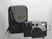 A Leica Digilux Digital Camera.