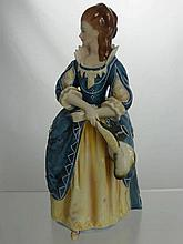 A Royal Doulton Figurine entitled The Honourable