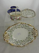 Miscellaneous Porcelain, including a Copeland & G