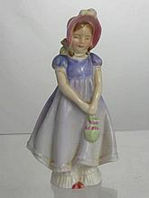 Royal Doulton Figurine, entitled 'Ivy' nr HN M68