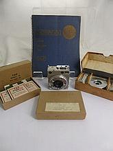 A Vintage Jaeger le Coutre Co., Compass Camera, t