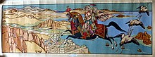BILIBIN Ivan 1876-1942 Lot of 3 posters 1)