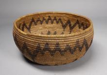 Authentic Antique Native American Basket