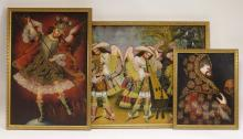 3 Juan Espinoza Peruvian Colonial Cuzco Painting