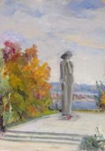 Elena Aleksandrovna Kerimova Russian Painting