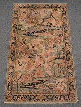 Machine Carpet, 3' x 5'4