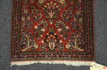 Sarouk throw Carpet, 2'2