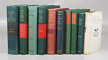 Military History, Largely India, 10 Volumes to include: Wilson, Sport & service in Assam, Lon, 1924, Huxford, History of the 8th Gur...