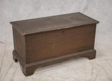 Painted Blanket Chest, 20
