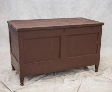 PA Brown Blanket Chest, 26