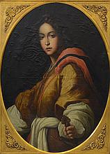 After Christofano Allori, Italian, 1577-1621, oil on canvas,