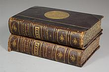 Grant, US, Memoirs, Hartford, 1885-86, 2 vols, 3/4 morocco, with wear