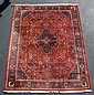 Red Indo-Bidjar Carpet, 9