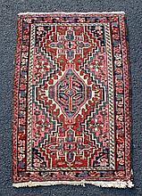 Heriz Carpet, 2'4