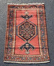 Hamadan Carpet, 2'7