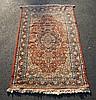 Hamadan Carpet, 4'1