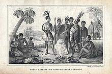 PRINGLE, Th. Schetsen en tafereelen uit Zuid-Afrika. Uit het Engelsch. Gron