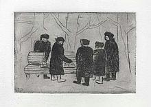 BIERUMA OOSTING, J. Winter in Moskou. Zutphen, De Gaillarde Pers, 1975. (24
