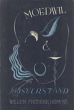 HERMANS, W.F. Moedwil en misverstand. Amst., J.M.
