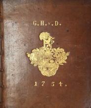 BUDDEUS, J.F. Institutiones theologicae dogmaticae