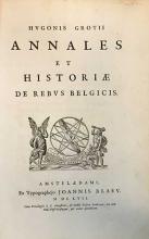 GROTIUS, H. Annales et historiæ de rebus Belgicis.