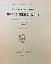 GONEIM, M.Z. Horus Sekhem-Khet. The unfinished ste