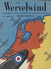 WORLD WAR II PUBLICATIONS -- WERVELWIND, De. Maand