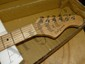 Fender Stratocaster style electric guitar by California.