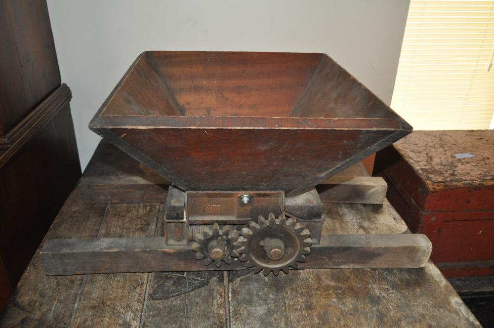 Antique Oasis No. 25 A Grape Crusher.